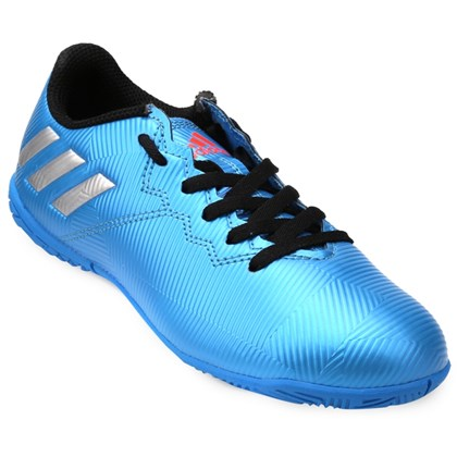 4d790d5f67418 Chuteira Futsal Infantil Adidas Messi 16.4