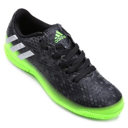 3cb23d9d72d Chuteira Futsal Infantil Adidas Messi 16.4 AQ3527