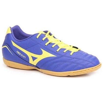 cdc4ecdbe7f45 Chuteira Futsal Mizuno Infantil Morelia 4128191 - EsporteLegal
