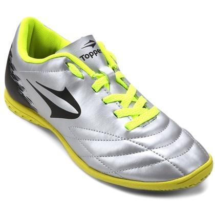 3ddd2f42bc Chuteira Futsal Topper Slick 2 Masculina