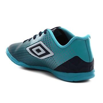 Chuteira Futsal Umbro Speed Sonic Júnior - Azul Marinho