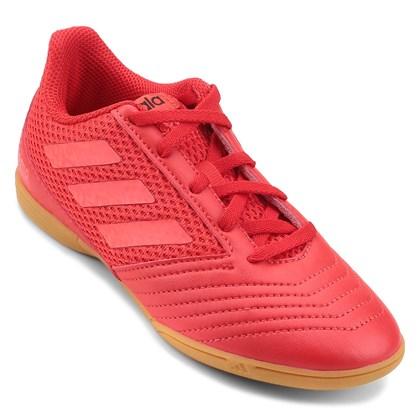 936f166fb Chuteira Infantil Adidas Futsal Predator 19.4 In - EsporteLegal