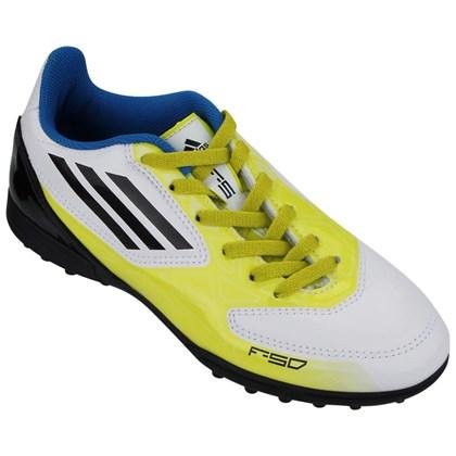 7aa5027735 Chuteira Infantil Society Adidas F5 TrX TF - EsporteLegal