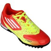 62ad9049bb Chuteira Infantil Society Adidas F5 TrX TF ...