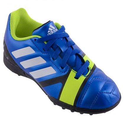 b0c0ed2937 Chuteira Infantil Society Adidas Nitrocharger 3.0 TrX TF - EsporteLegal