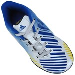 Chuteira Infantil Society Adidas Predito Lz TrX TF