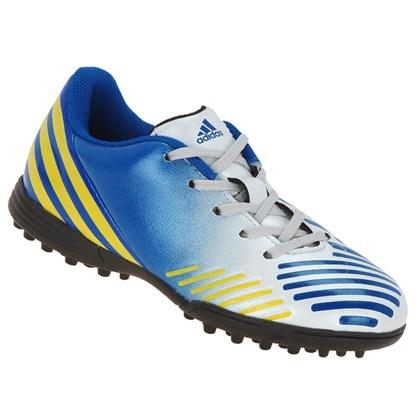 548aaa6e87 Chuteira Infantil Society Adidas Predito Lz TrX TF - EsporteLegal
