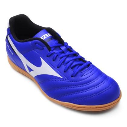 b342903df60b9 Chuteira Mizuno Futsal Morelia Club Masculina - EsporteLegal