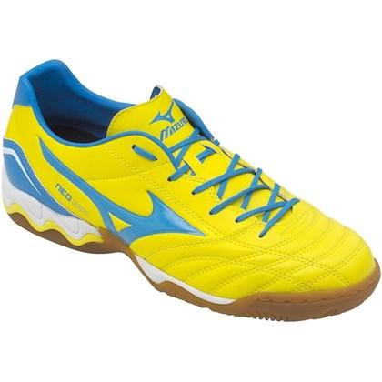 Chuteira Mizuno Futsal Morelia Neo Zen 4128194 - EsporteLegal 3d441077fb