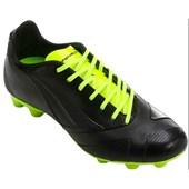 35e96d457b Chuteira Penalty Campo Victoria RX VI Black Volt ...