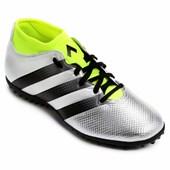 Chuteira Society Adidas Ace 16.3 Primemesh TF Masculina