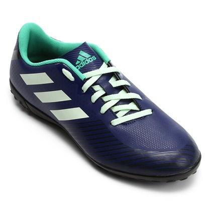 a63dc2d8d0c2a Chuteira Society Adidas Artilheira 18 Masculina - Marinho - Esporte ...