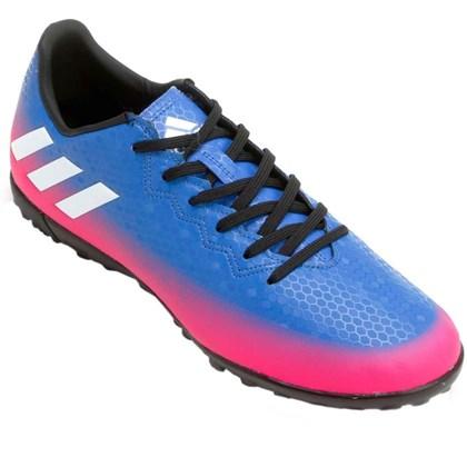 f6f086763141b Chuteira Society Adidas Messi 16 4 BA9024