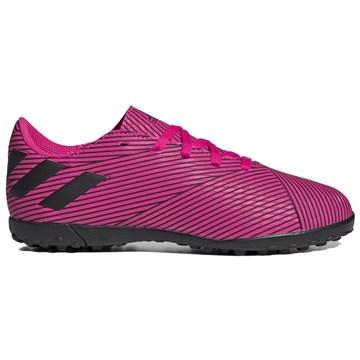 Chuteira Society Adidas Nemeziz 19.4 TF Júnior