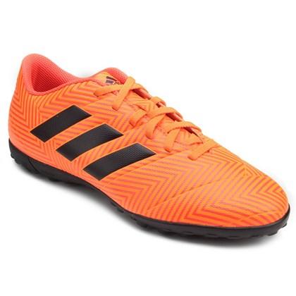 448ac25def Chuteira Society Adidas Nemeziz Messi Tango 18.4 - Laranja - Esporte ...