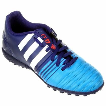 Chuteira Society Adidas Nitrocharge 4 Tf B40465 - EsporteLegal 8d747e0940a8b