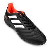 Chuteira Society Adidas Predator 18 4 TF Masculina