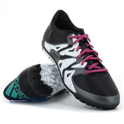 6d7b73bb5d Chuteira Society Adidas X 15.3 TF S78186 - EsporteLegal