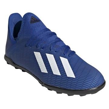 Chuteira Society Adidas X 19.3 TF Infantil