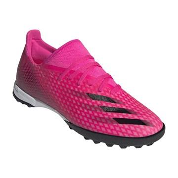 Chuteira Society Adidas X Ghosted.3