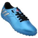 Chuteira Society infantil Adidas Messi 16.4