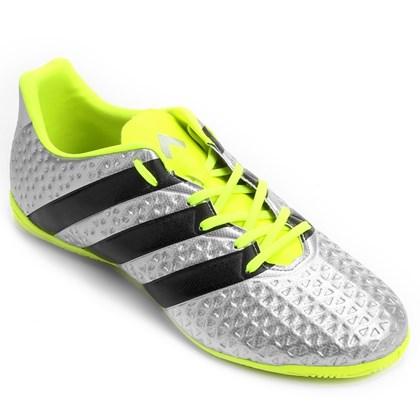 fd4a2c0a19 Chuteira Tenis Futsal Adidas ACE 16.4 S31914 - EsporteLegal