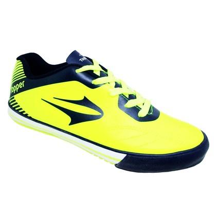 93318da66d6 Chuteira Topper Futsal Frontier 8 k Infantil - EsporteLegal