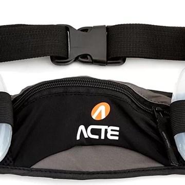 Cinturão de Hidratação Acte Sports Com 2 Garrafas