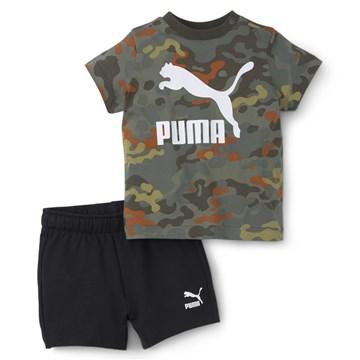 Conjunto Puma Minicats Classics Infantil