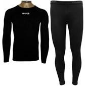 Conjunto Térmico Reusch Camisa RA373 + Calça RA495