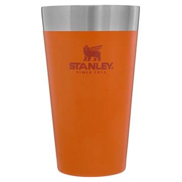 Copo Térmico de Cerveja Stanley Beer Pint 473ml - Laranja