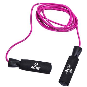 Corda de Pular Acte Sports Pro - Rosa