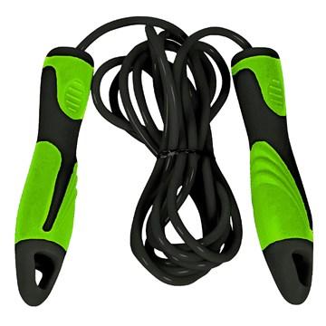 Corda de Pular Poker Star Plus - Preto e Verde