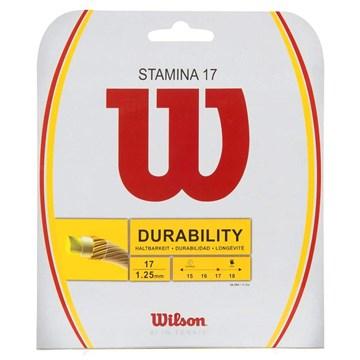 Corda Wilson Stamina 17L 1.25mm Set Individual