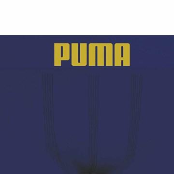 Cueca Boxer Puma Sem Costura Infantil - Marinho