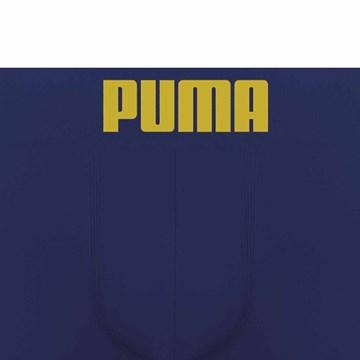 Cueca Boxer Puma Sem Costura Masculina - Marinho