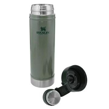 Garrafa Térmica Stanley Classic Hidration 750ml - Verde