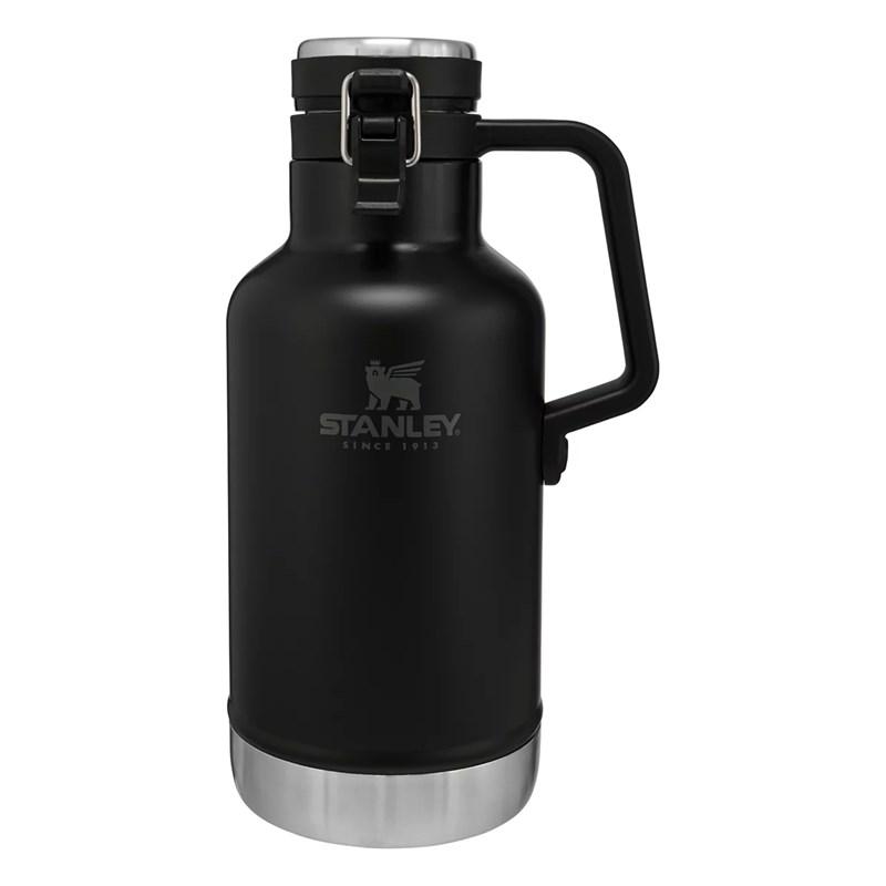 Growler Térmico Stanley Classic Vacuum 1,9L - Preto