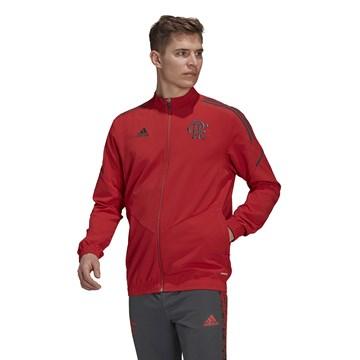 Jaqueta Adidas Flamengo Pré Jogo Masculina