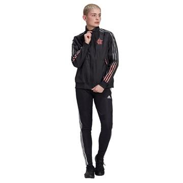 Jaqueta Adidas Hino Flamengo Feminina