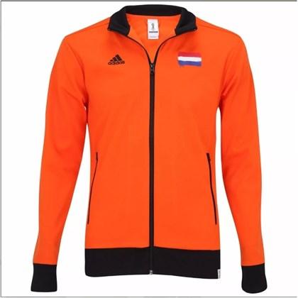 Jaqueta Adidas Holanda Masculina - WC14 G77802 db0975d71837f