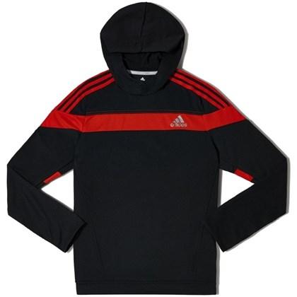9274e740f3cb9 Jaqueta Adidas Hoodie Response ML M35690