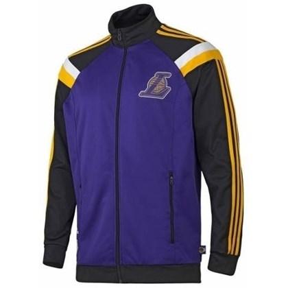 b764fd802c Jaqueta Adidas NBA LA Lakers G78297 - EsporteLegal