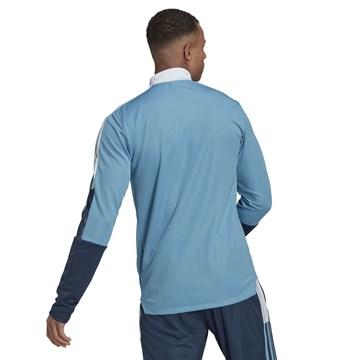 Jaqueta Adidas Tiro Masculina - Azul e Branco