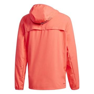 Jaqueta Corta Vento Adidas 1/4 Response Masculina