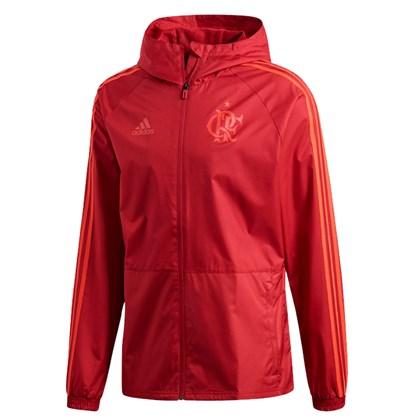 Jaqueta De Chuva Adidas Flamengo Masculina - Vermelha - Esporte Legal 8e4e3a4f42f