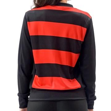 Jaqueta Flamengo Braziline Middle Feminina