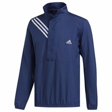 Jaqueta Impermeável Adidas Anoraque Run IT 3-Stripes Masculina