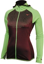 Jaqueta Mizuno Run Knit BT Feminina 413463