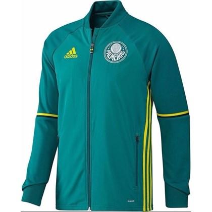 Jaqueta Palmeiras Treino Adidas AB8176 - EsporteLegal b5991ea281f4d